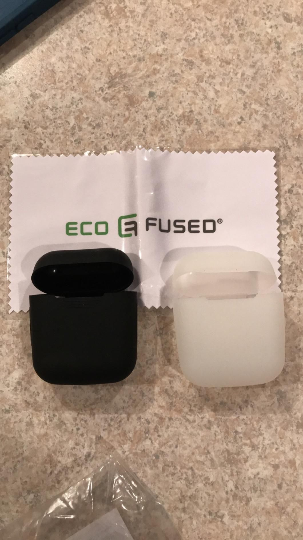 best service 9f357 ed90b Amazon.com: Customer reviews: Protective Covers for Apple AirPods ...