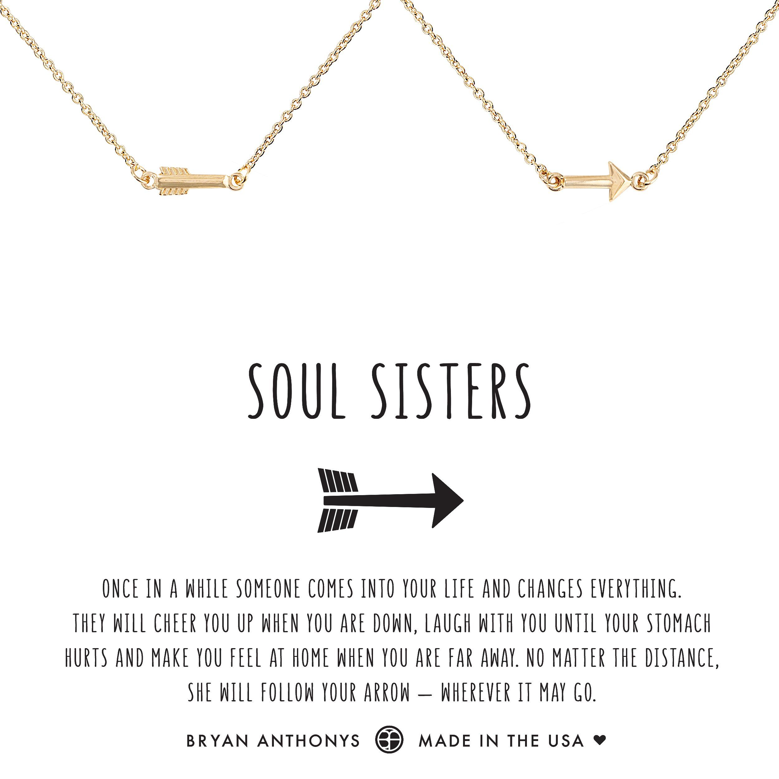 Soul sisters best friend arrow necklaces quotes pinterest arrow