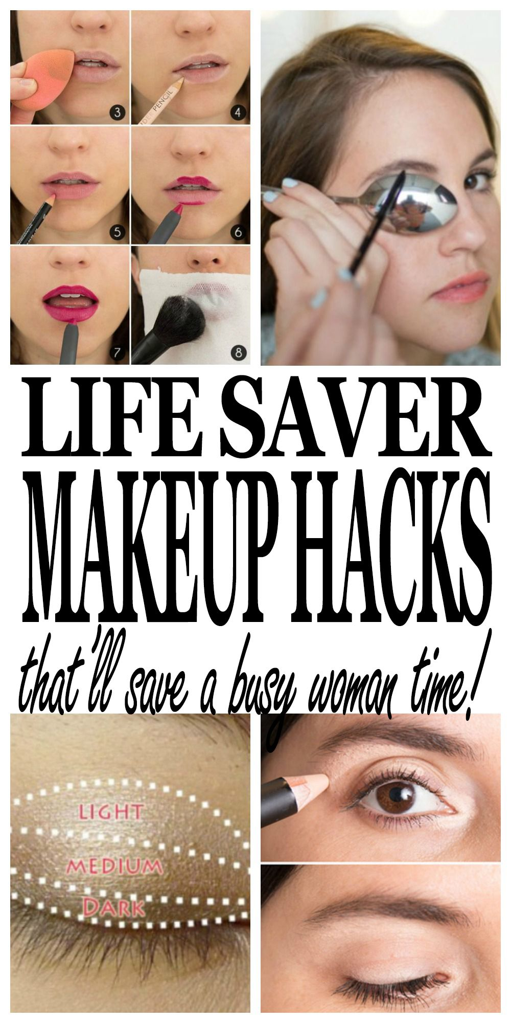 Makeup hacks every girl needs to know
