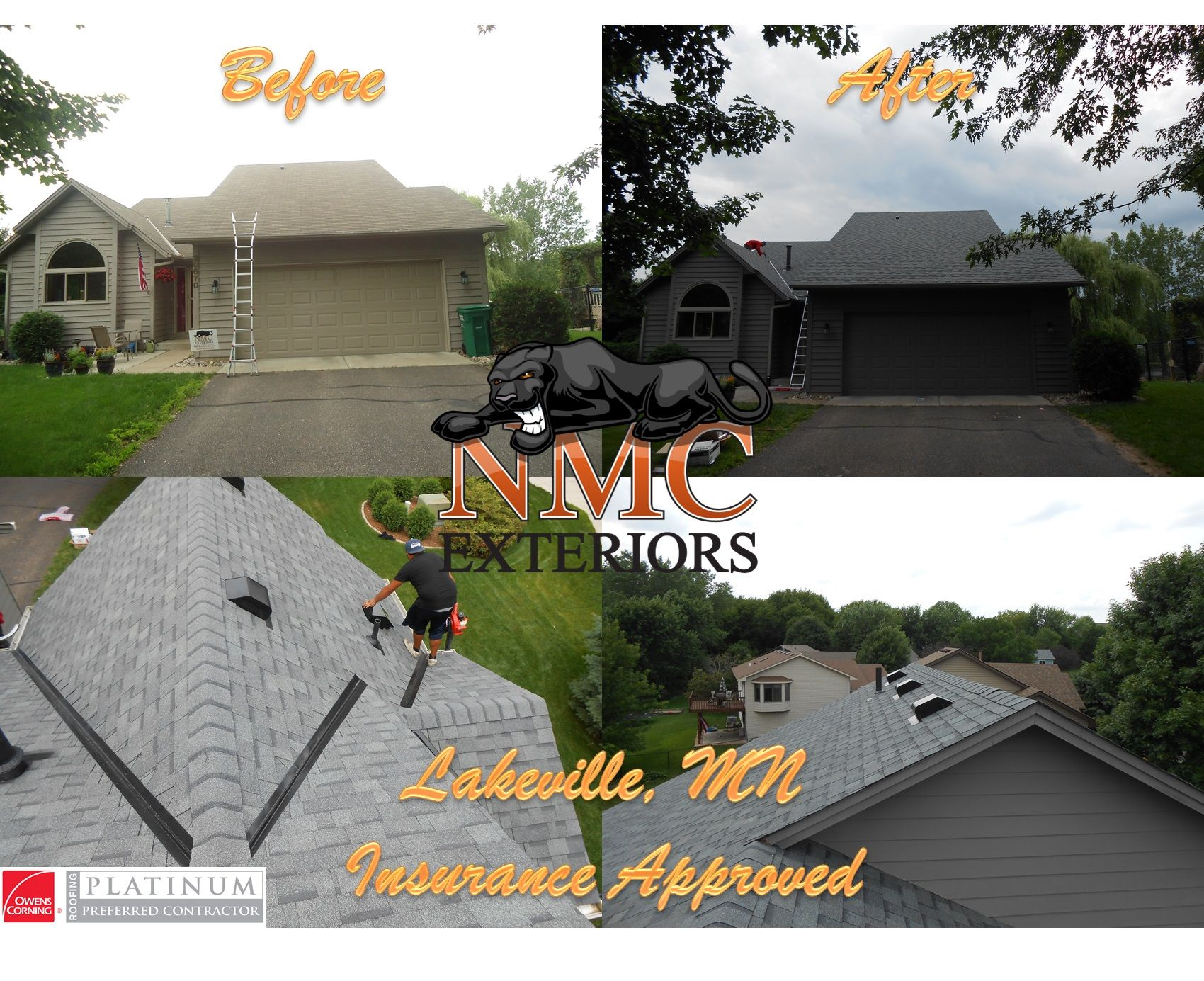 This Family Reached Out To Nmc For Insurance Help And Got Exactly What The Wanted Approval And Coverage Click To Learn Siding Contractors Roof Siding Roofing