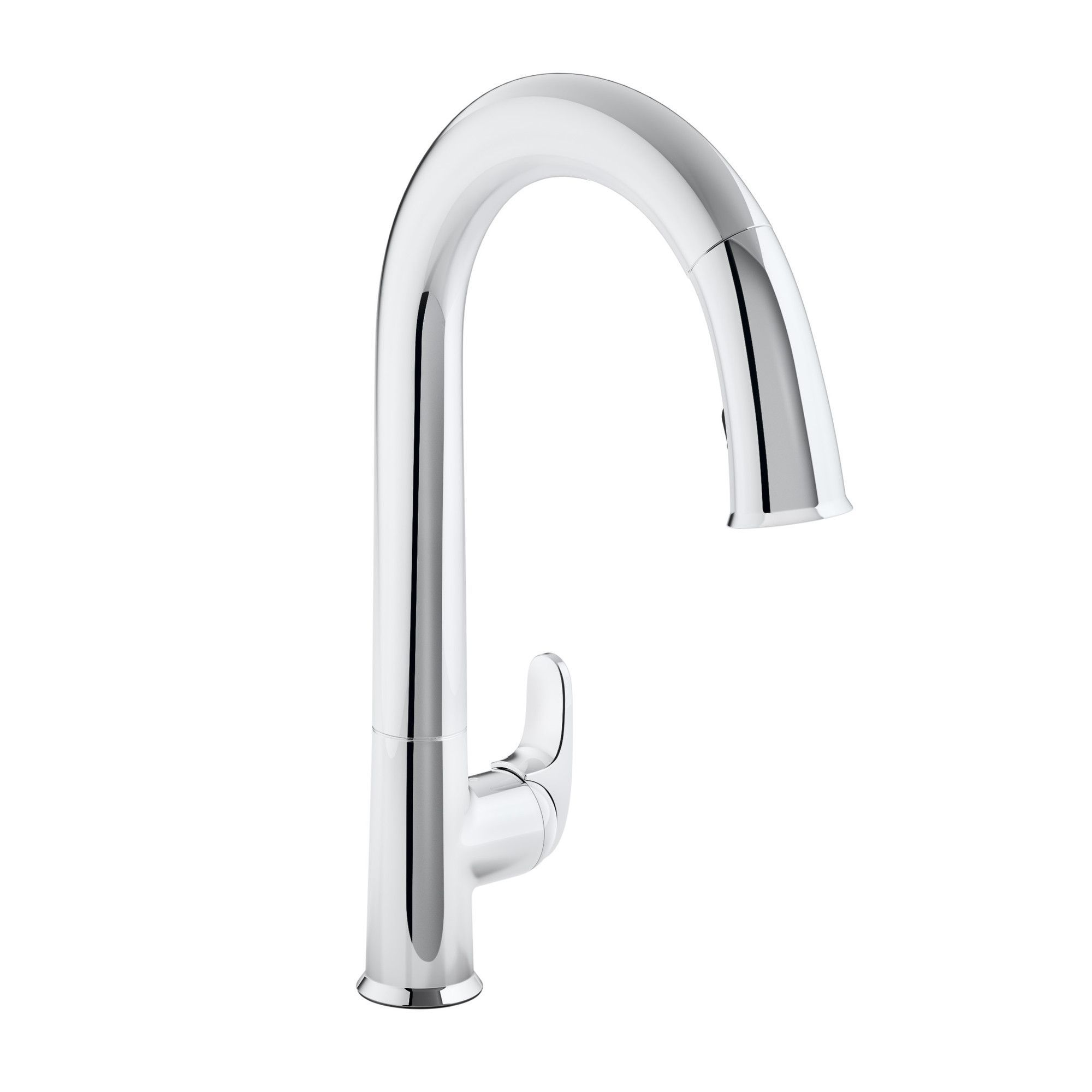 Sensate Touchless Kitchen Faucet with 15-1/2\