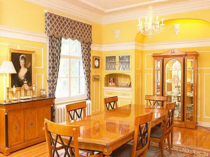 classic yellow house paint interior color ideas | Fav Home Decor ...