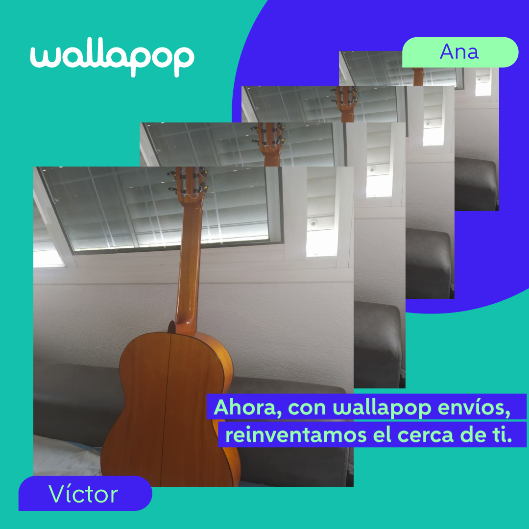 Guitarra Flamenca Marca Parramón