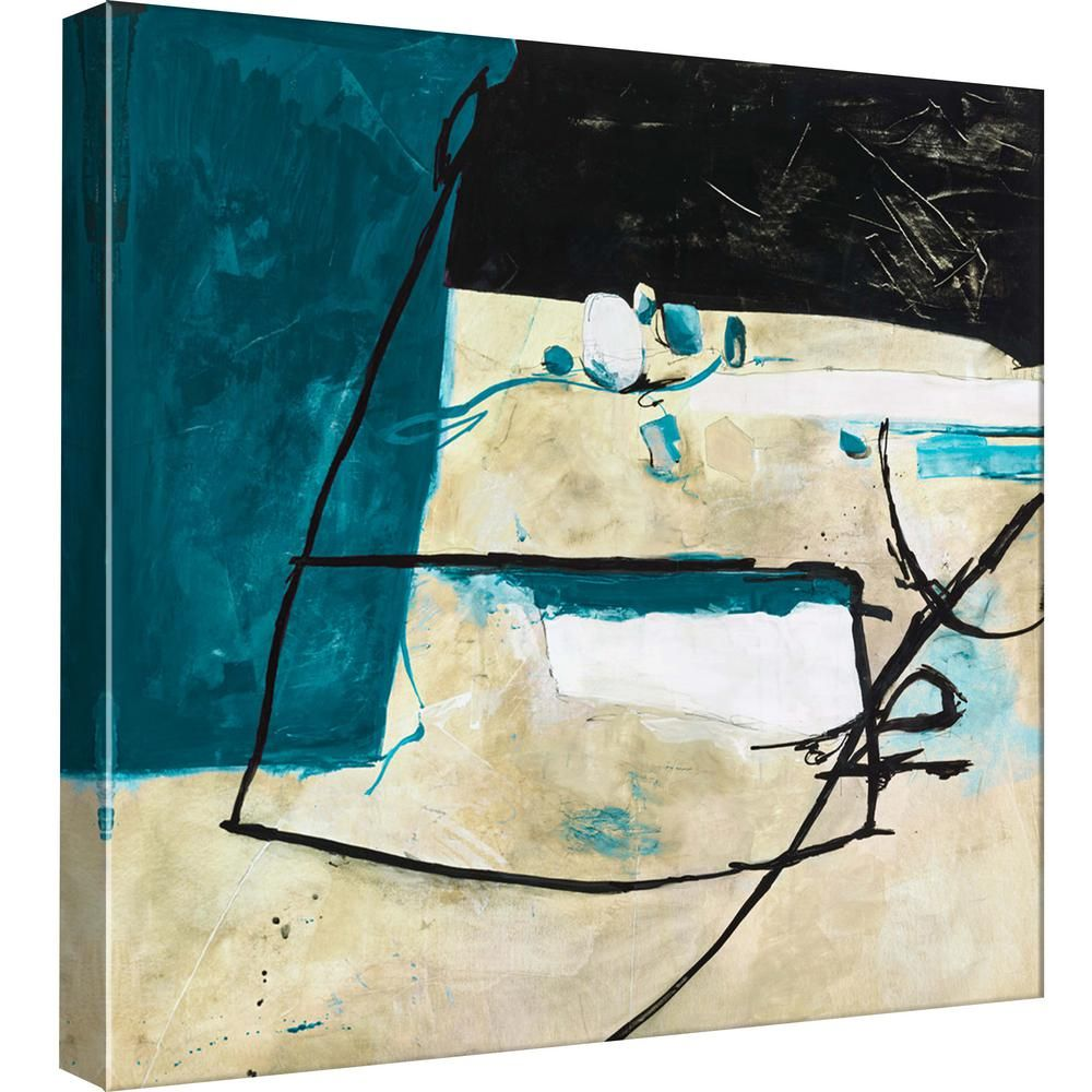Remarkable 15 In X 15 In Sandbox 4 Blue Printed Canvas Wall Art Download Free Architecture Designs Boapuretrmadebymaigaardcom