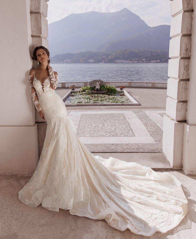 Gorgeous Ximena Style By Viero Chicagowedding Longdress Classy Viero Bri In 2020 Wedding Dress Couture Affordable Wedding Dresses Wedding Dress Boutiques