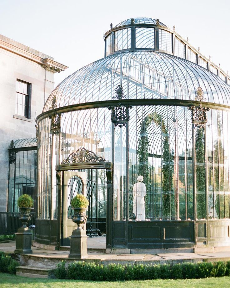 Sarah Winward On Instagram Just Over A Year Ago I Was Able To Go To Ireland To Make Flowers Victorian Greenhouses What Is A Conservatory Glass House Garden