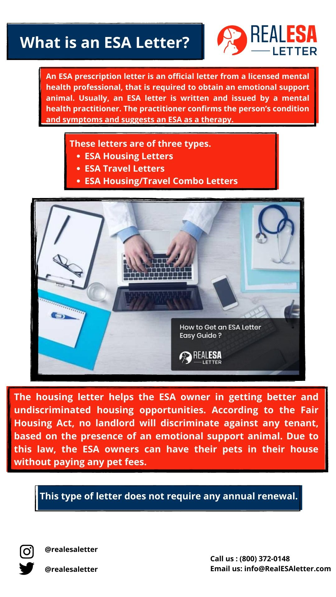 How To Get An Esa Letter Easy Guide Emotional Support Emotional Support Animal Esa Letter