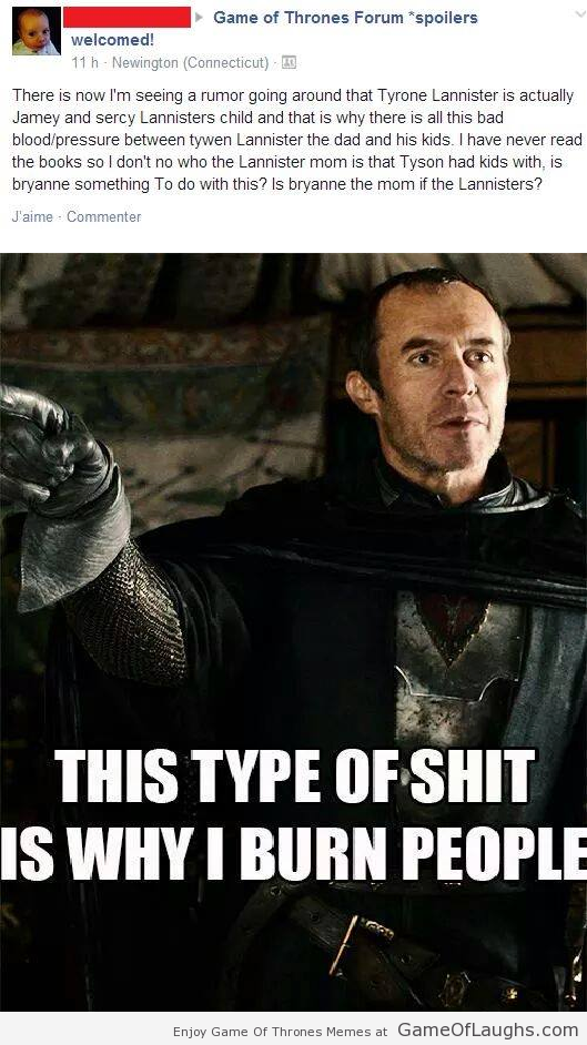 a16cec59173c88a56ea4a20bb3d1726f this is the reason why stannis burns people game of thrones
