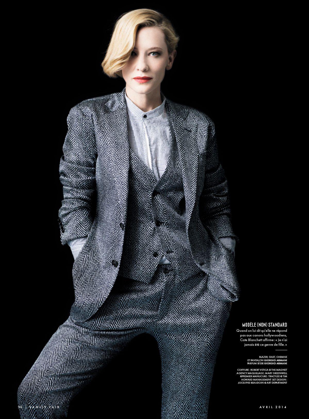 0503ce0825364d Les Beehive — Les Beehive – Recent Cate Blanchett Editorials   Women ...