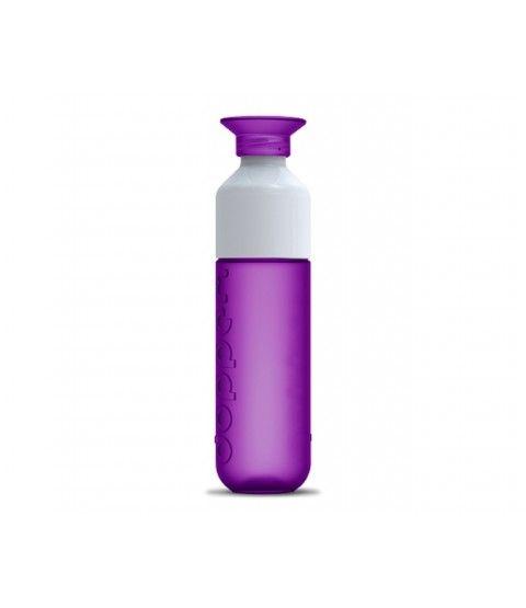 DOPPER Trinkflasche Lila Wasserflasche Flasche Outdoor Kinder Sport ...