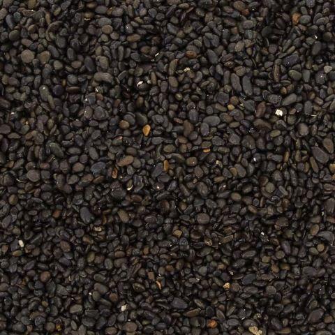 Грунт галька черная 2-4мм. 2кг | Магазин аквариум