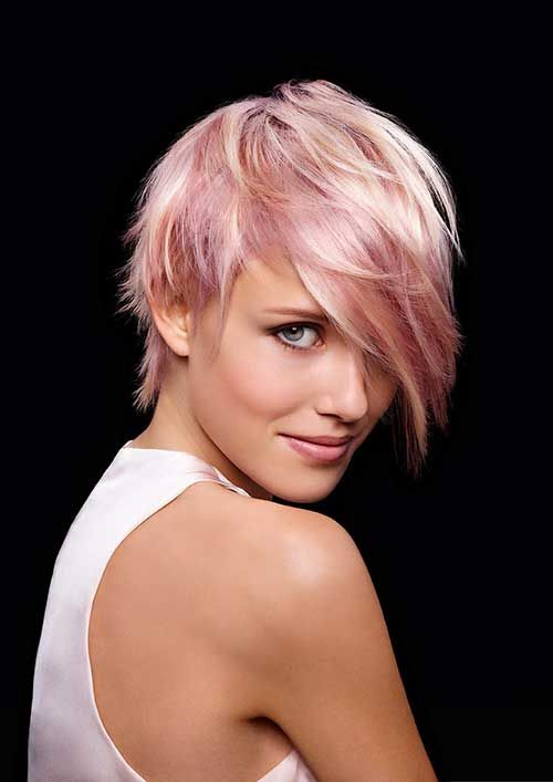 20 Short Hair Colour Trends 2015 2016 The Best Short Hairstyles