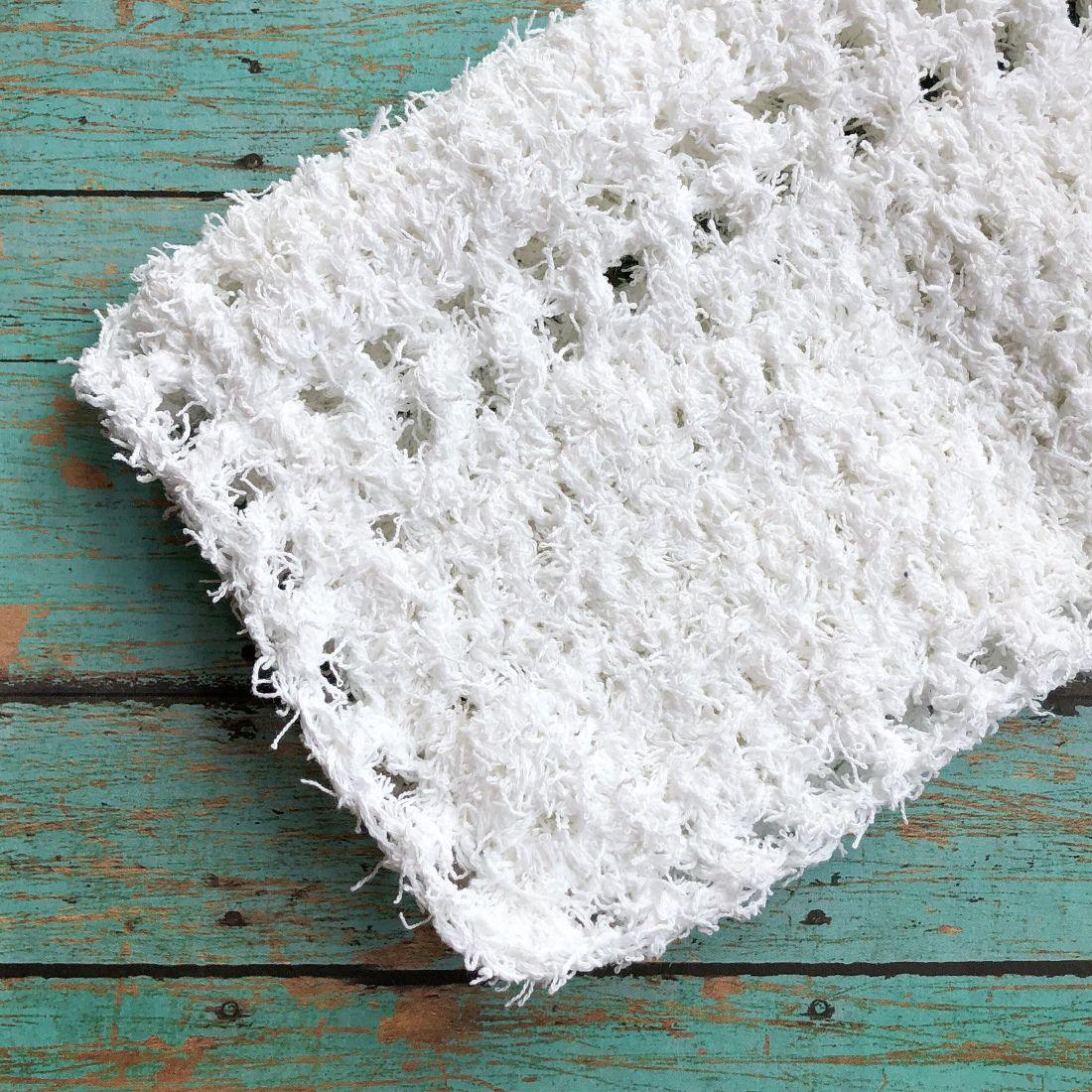 Scrub-ology Dishcloth | crochet doilies ,dish clothes , potholders ...