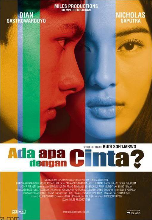 Ada Apa Dengan Cinta 2002 Imdb Movies Pinterest Film
