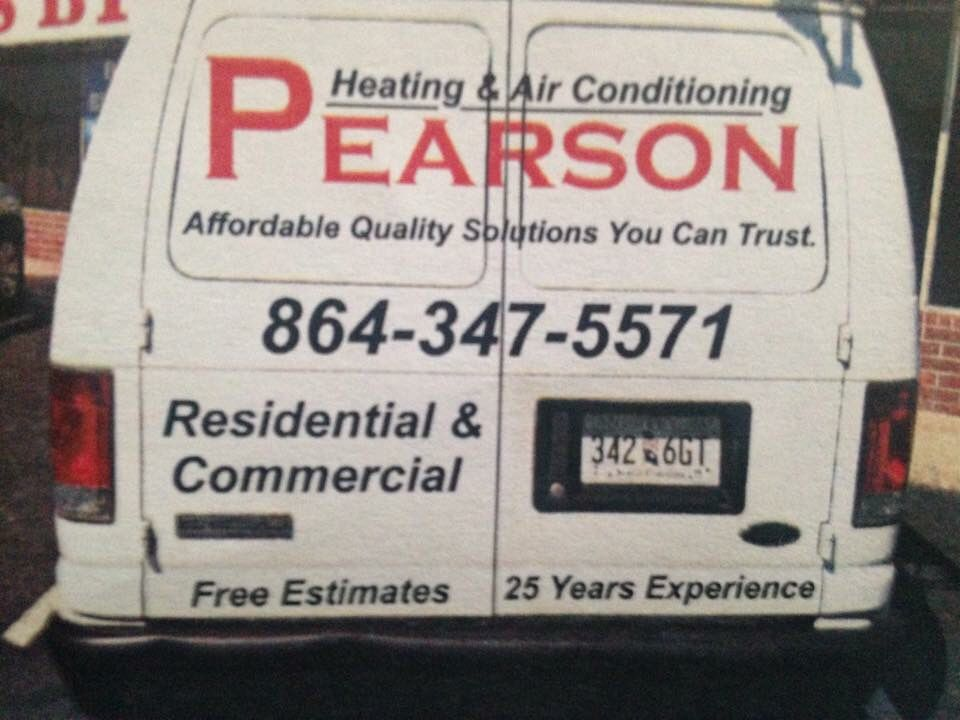 Bringing affordable quality solutions that you can trust! Repairs,Service, and Installs www.pearsonheatingandair.com #hvac #southcarolina #upstate #service #installations #heaters #heatpumps #heaters