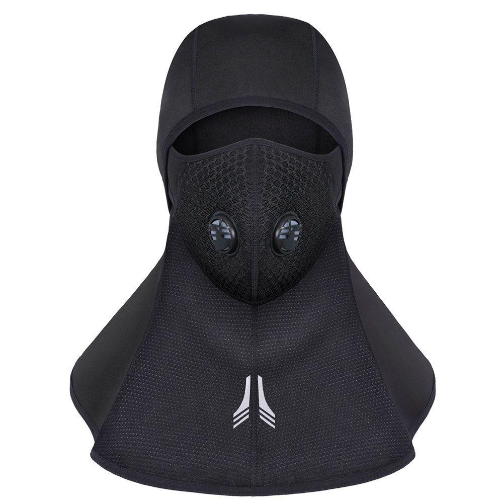 Unisex Motorcycle Ski Balaclava Full Face Neck Mask Waterproof Windproof Cap Hat