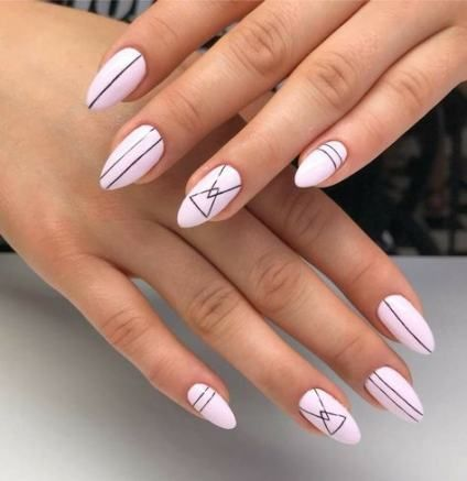 nails neutral almond simple 62 ideas for 2019 nails