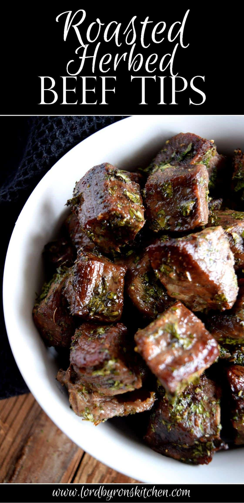 Photo of Roasted Herbed Beef Tips – Lord Byron's Kitchen