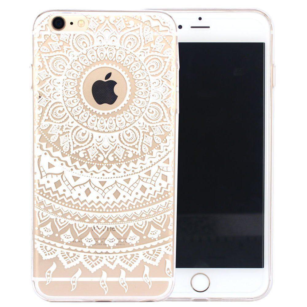 Jiaxiufen Tpu Coque Pour Apple Iphone 6 6s Silicone Etui Housse Protecteur Henna Series Apple Butterfly Girl Amazon Fr Apple Iphone 6 Coque Iphone Iphone