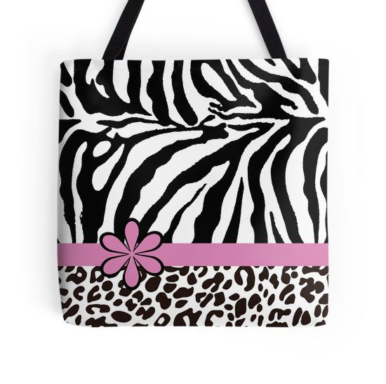 Black And White Prints Magenta