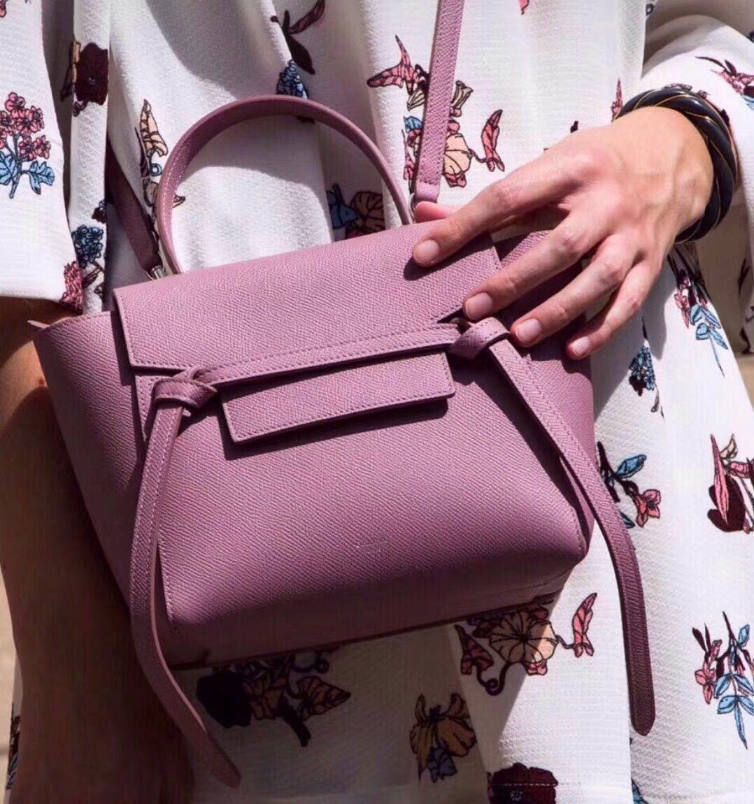 3e2b803701333e Celine Celt Nano bag pink | Shoulder bag and cross body bag in 2019 ...