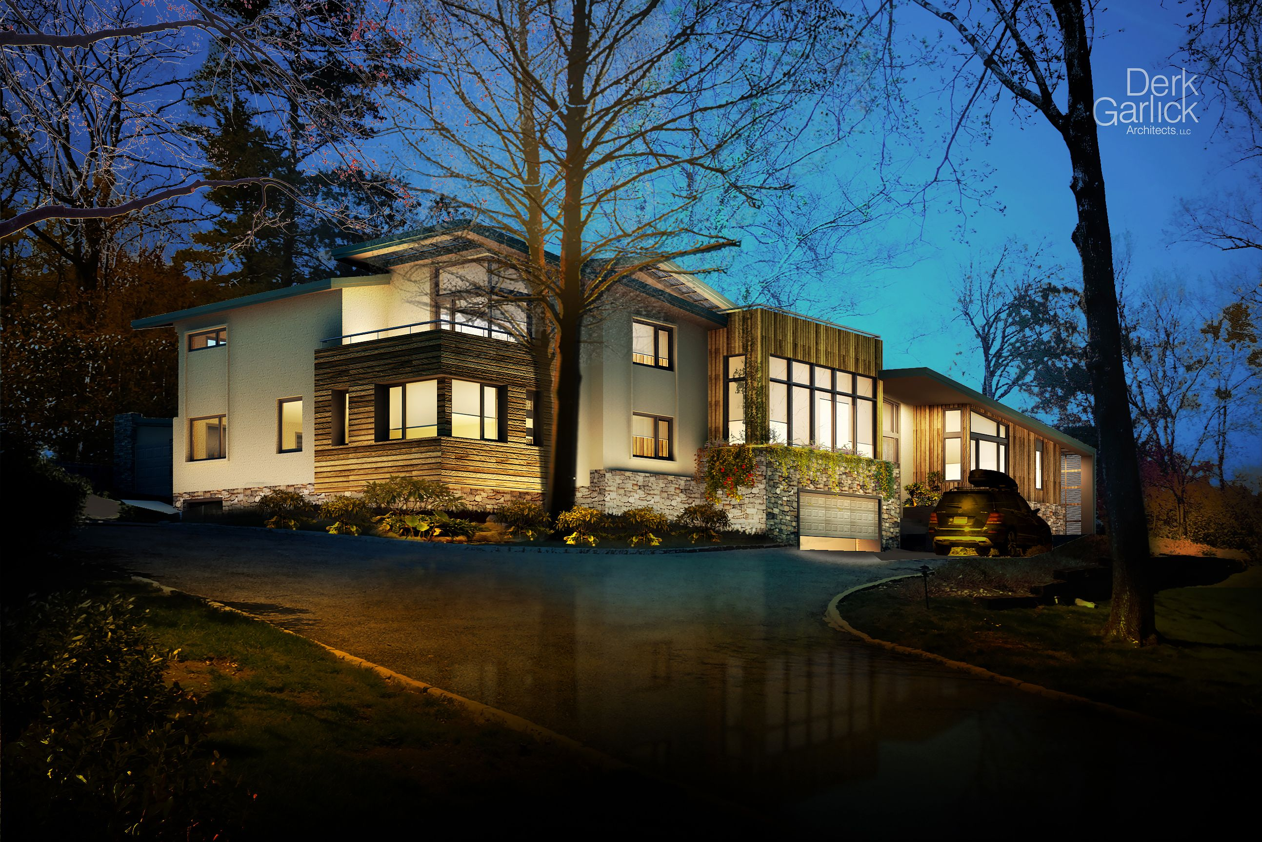 Mid-century Modern Renovation | Custom Homes | Pinterest | Design firms