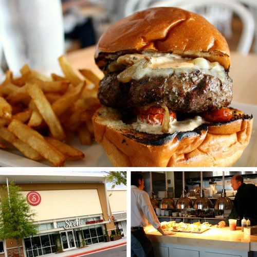 Seed Kitchen And Bar: Atlanta: Seed Brings Fine Dining (and A First-class Burger