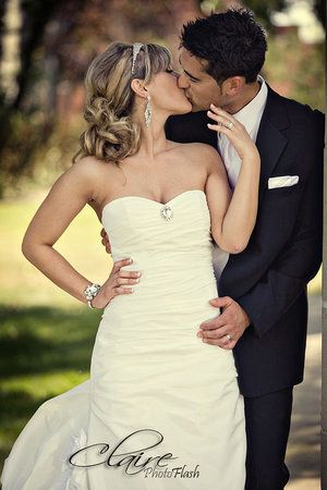 Flowers, Hair, Dress, Ceremony, Makeup, Purple, Bridesmaids, Jewelry, Clairephotoflash