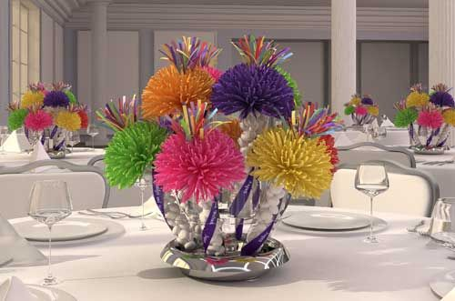 Birthday Party Centerpiece Ideas Is One Of The Most Important Part In A  Birthday Party.