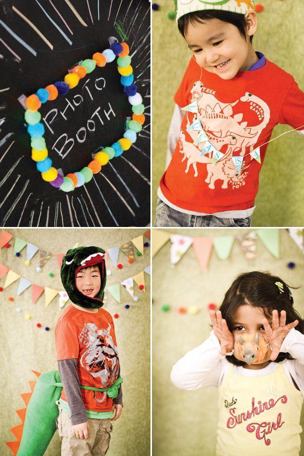Rawr Your World Dinosaur Birthday Party Dinosaur birthday party
