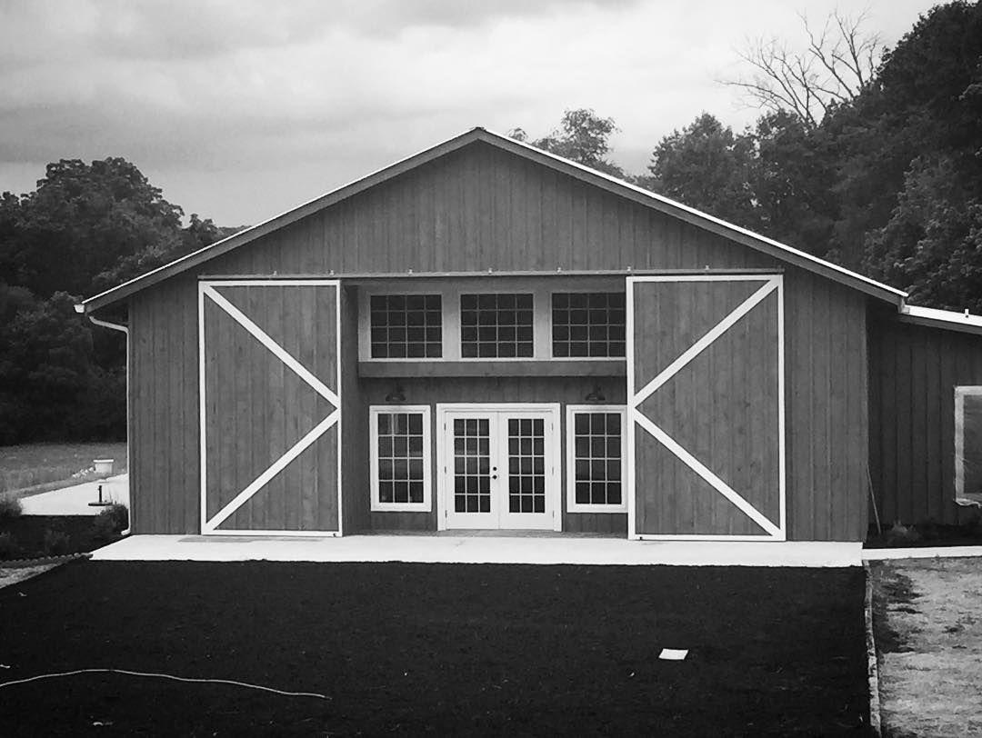 Wedding Barn Copey Creek North Georgia Mountain Farm