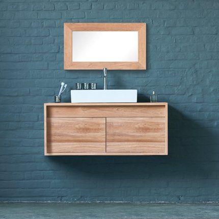 Meuble vasque Cube - Line Art sdb Pinterest Cube, Bathroom