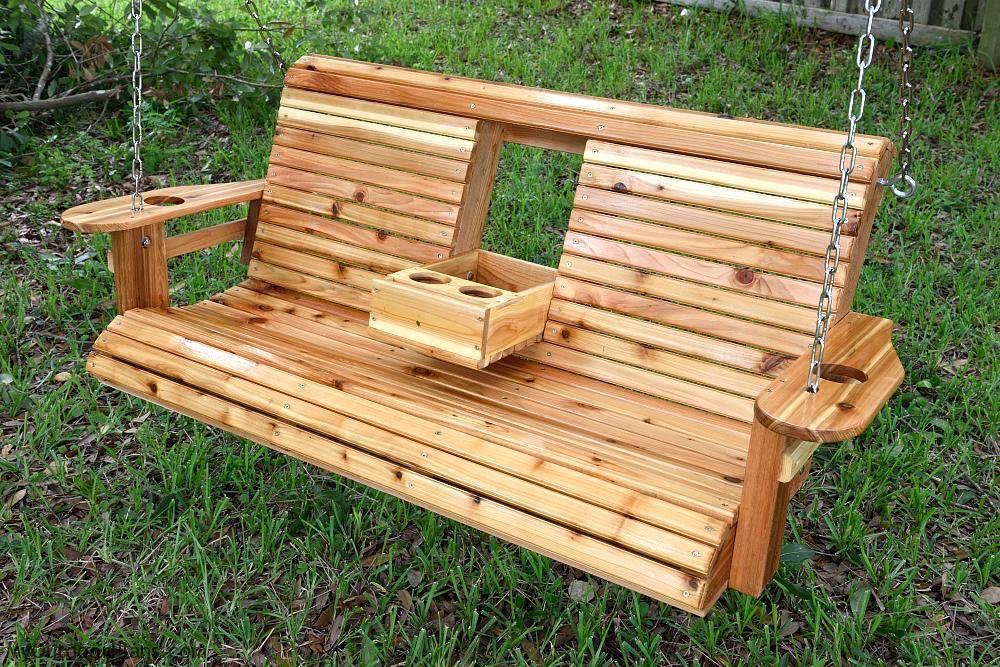 Diy Wood Porch Swing In 2020 Porch Swing Diy Porch Swing Diy Porch