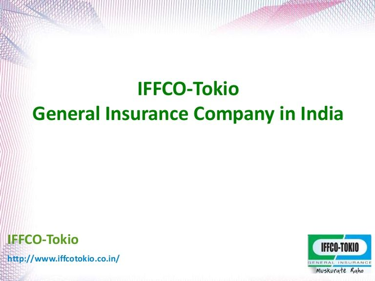 Iffco Tokio General Insurance Company Limited By Jessicakappor Via