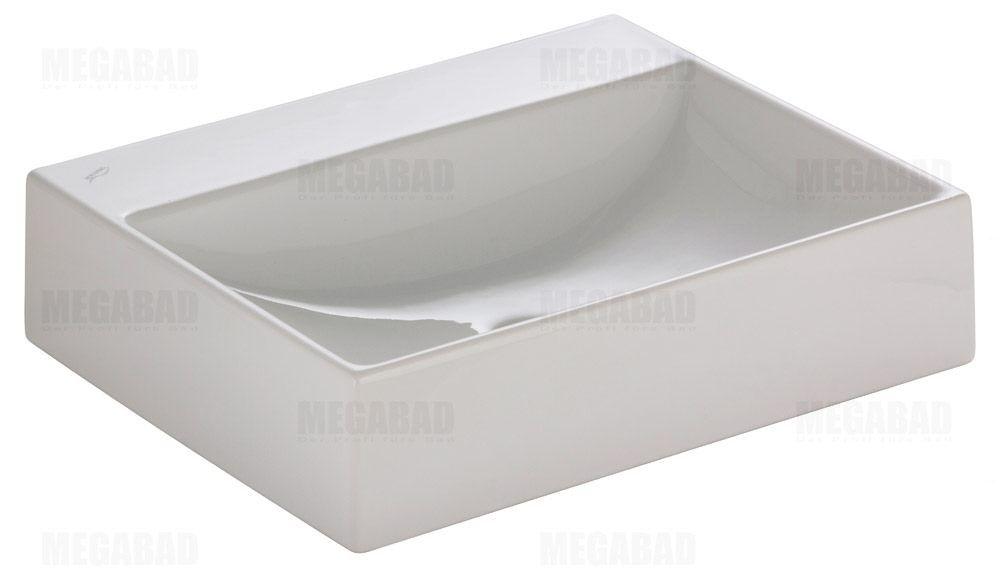 Berühmt Keramag Xeno Waschtisch ohne Hahnloch, ohne Überlauf 60 cm Art.-Nr RB63