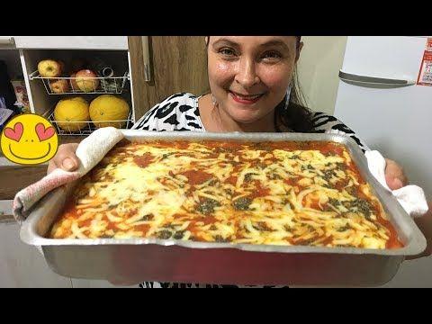 Parmegiana De Carne Moida Ao Forno Youtube Com Imagens