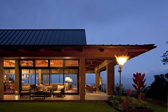 Tropical House Beach House Interior Design Exterior Design Beach House Interior