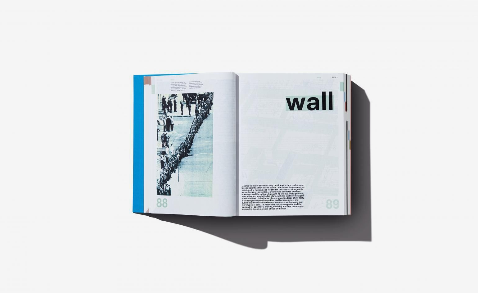 Rem Koolhaas and Irma Boom publish indepth survey of