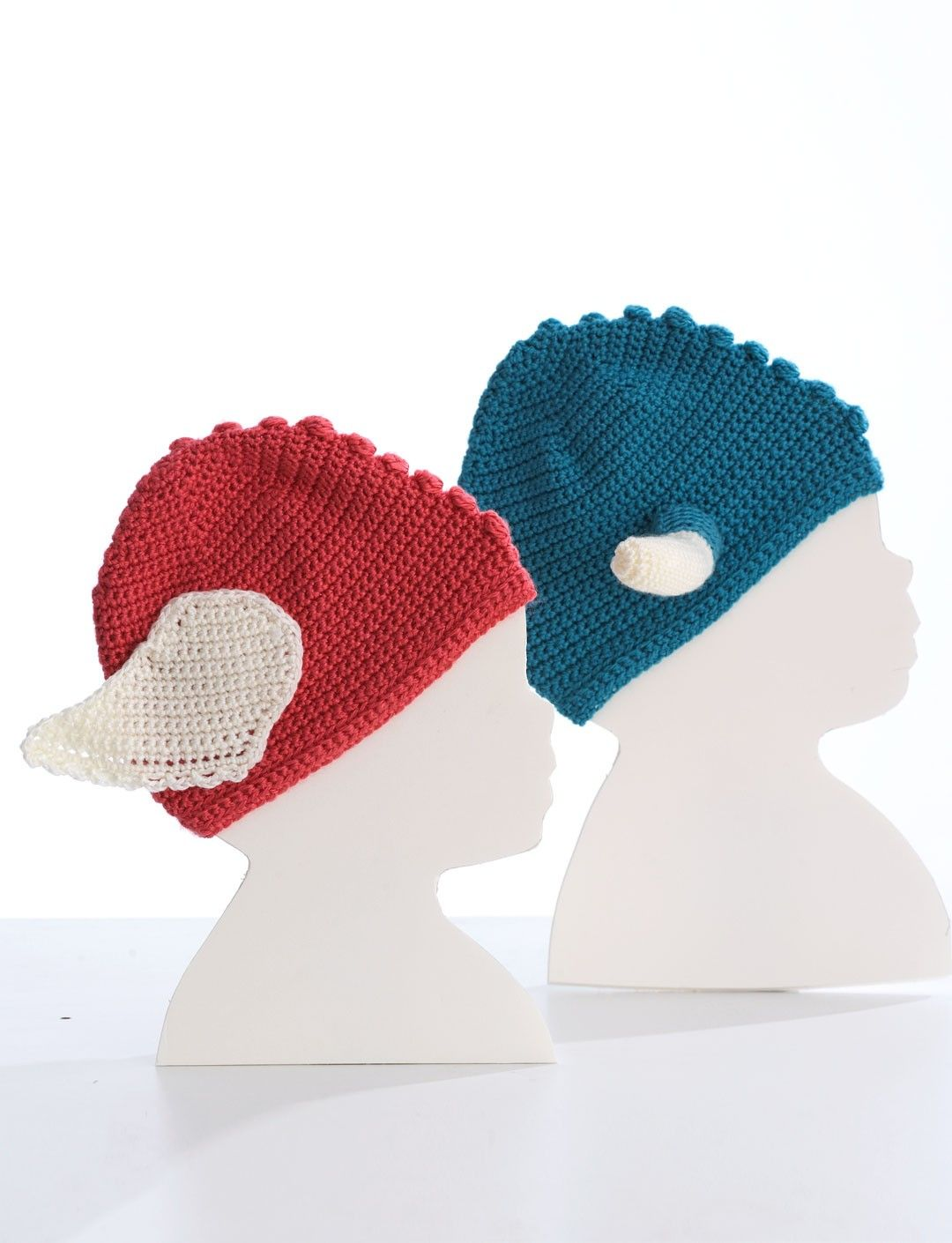 Yarnspirations.com+-+Bernat+Warrior+Baby+Helmets+-+Patterns++|+ ...
