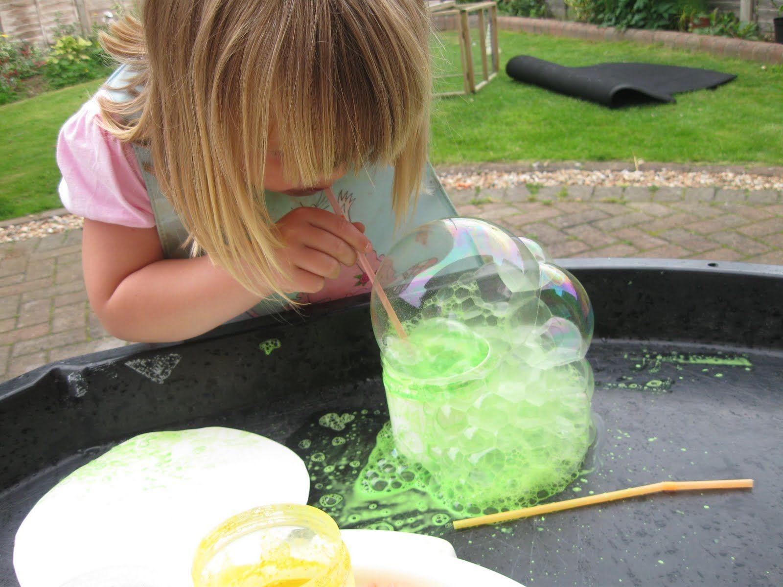 Bubbles And Paint Bubble Pictures