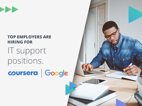 Google It Support Professional Certificate It Support Jobs