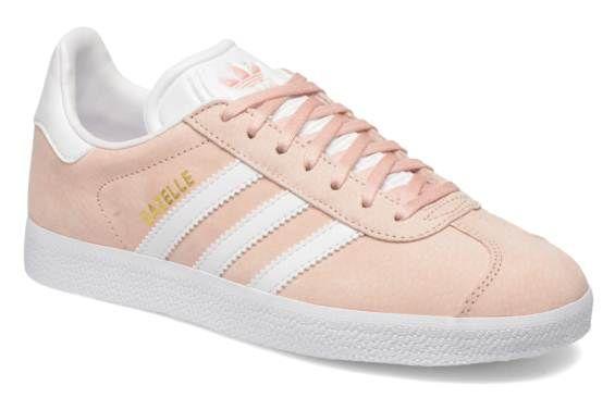 adidas gazelle w rosa