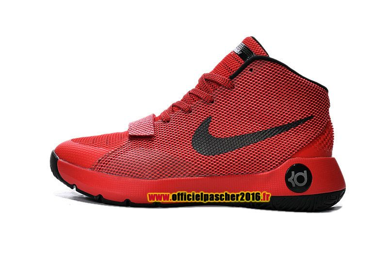 the best attitude 0cf77 dcae7 Officiel Nike KD 8VIII Sneakerboot Hiver Chaussures Nike Basket-ball Pas  Cher Pour Homme Rouge - Noir