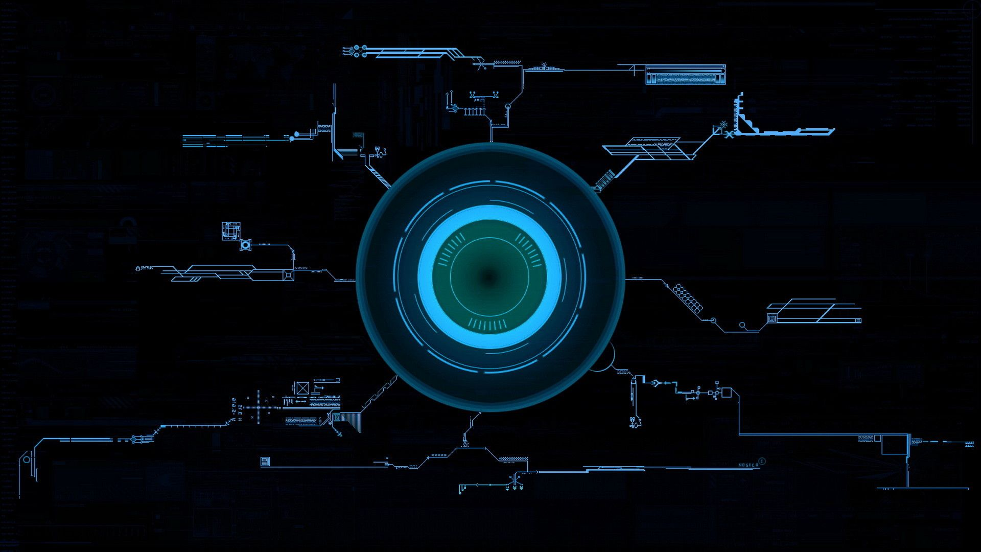 1920x1080 Jarvis Wallpapers Free Wallpapers Background Images
