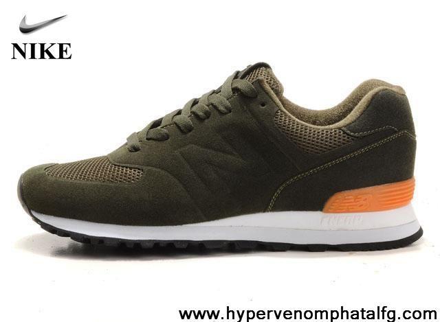 Buy New Balance NB Sonic blackish Green Orange For Men shoes Shoes Store