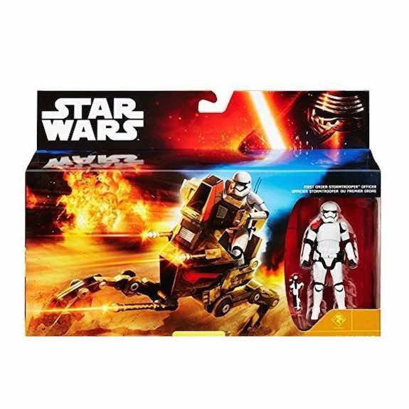EE Exclusive Star Wars Desert Assault Walker with Figure