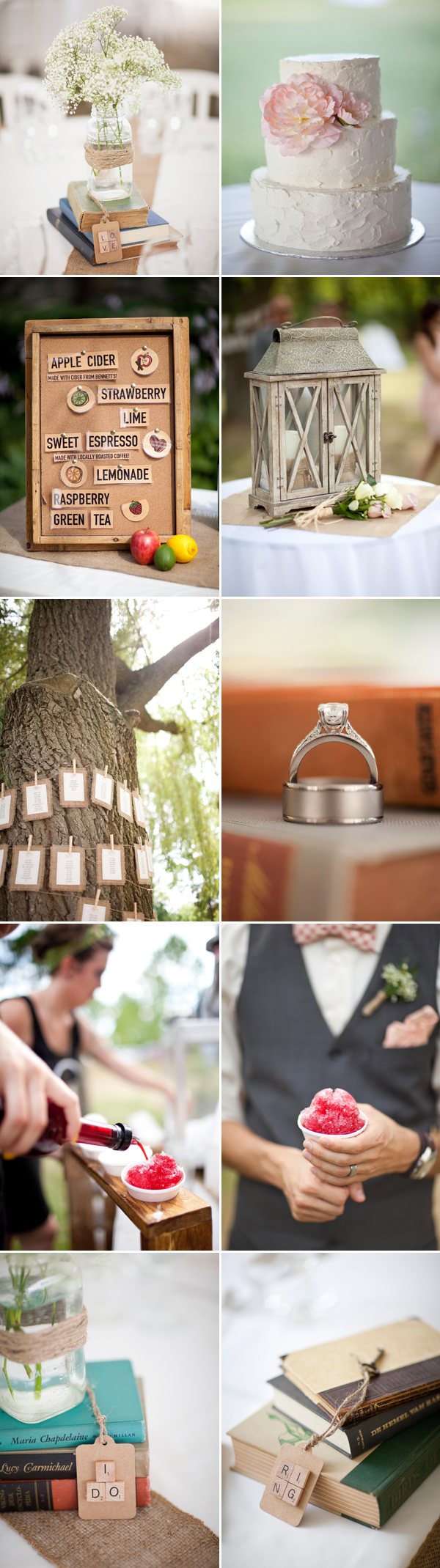 Romantic Southern Ontario Wedding From White Photographie