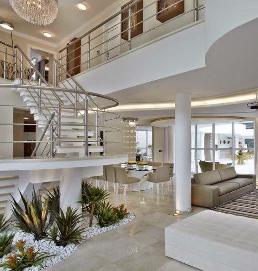 Sala com escada projetos a experimentar pinterest - Choses savoir avant dengager un decorateur dinterieur ...