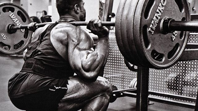 Heavy squats! | Squat workout, Muscular strength, Bodybuilding motivation