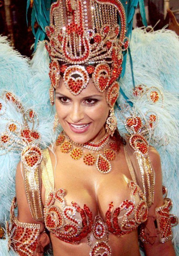 Rio De Janeiro Carnival Girls Carnival Girl Rio Carnival Carnival